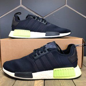 Adidas NMD R1 Legend Ink Yellow Size 9